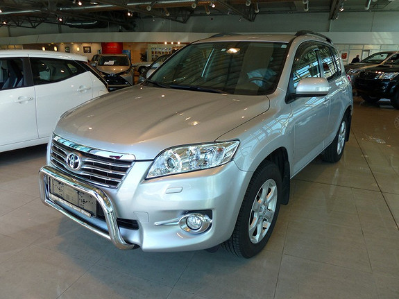 Toyota RAV4 D-4D EXECUTIVE HENGERFESTE PEN BIL  2011, 54000 km, kr 309000,-