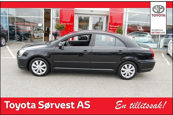 Toyota Avensis 1,8 Sol aut  2006, 62950 km, kr 119000,-