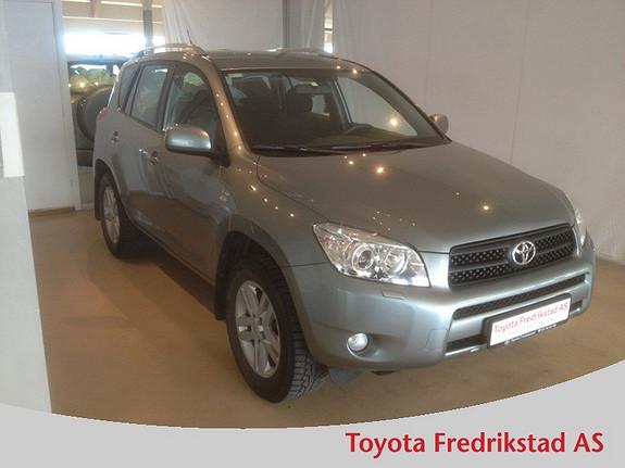 Toyota RAV4 2,2 D-4D 136hk DPF Cross Sport  MEGET PEN RAV 4, KUN KJØRT 69 000 KM  2007, 69000 km, kr 159000,-