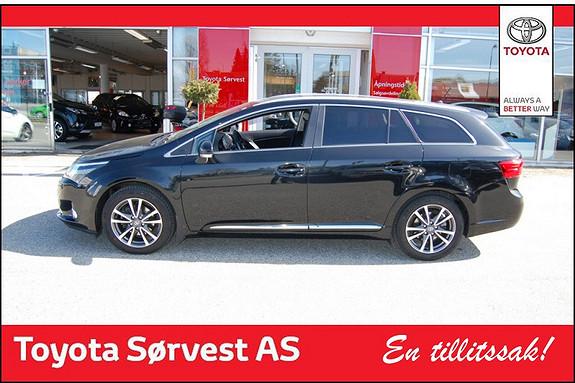 Toyota Avensis 1,8 147hk Advance Multidrive S  2013, 32400 km, kr 289000,-