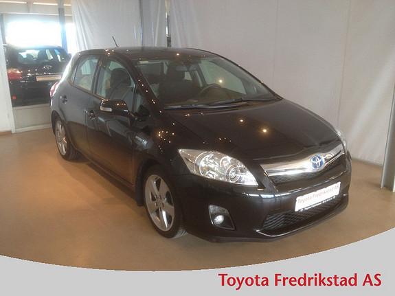 Toyota Auris 1,8 Hybrid E-CVT Executive PEN BIL, HYBRID/AUT.GEAR  2011, 56700 km, kr 189000,-