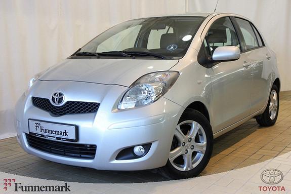Toyota Yaris 1,4 D-4D S-Edition  2011, 43529 km, kr 129000,-