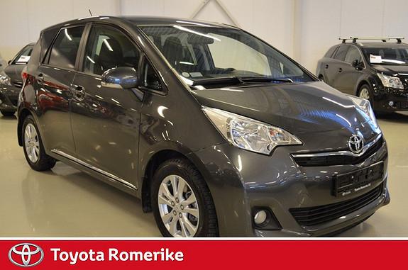 Toyota Verso-S 1,4 D-4D Dynamic Style  2011, 26600 km, kr 184900,-