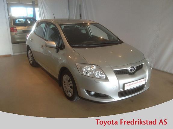 Toyota Auris 1,6 VVT-i Sol PEN BIL MED LAV KM, KUN KJØRT 71600 KM.  2007, 71600 km, kr 109000,-