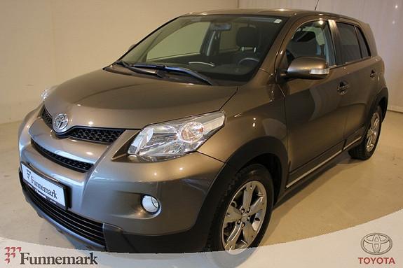 Toyota Urban Cruiser 1,4 D-4D Dynamic AWD  2012, 36000 km, kr 195000,-