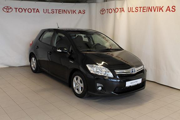 Toyota Auris 1,8 Hybrid Advance HSD  2011, 28000 km, kr 195000,-