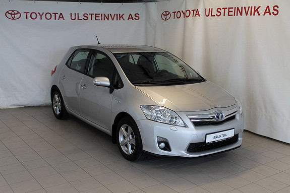 Toyota Auris 1,8 Hybrid Executive HSD  2011, 43000 km, kr 199000,-