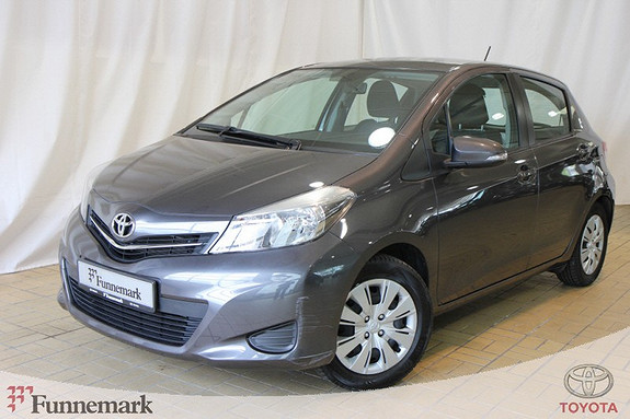 Toyota Yaris 1,0 Active  2012, 30378 km, kr 147000,-
