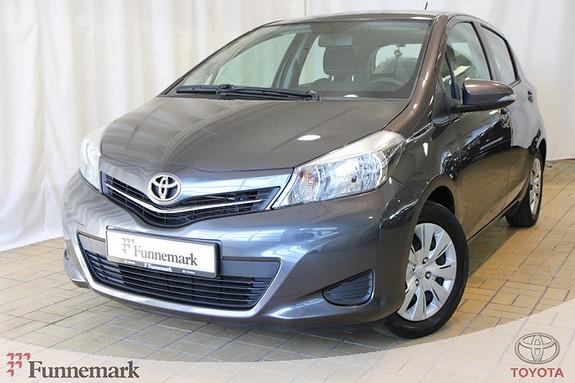Toyota Yaris 1,0 Active  2012, 45126 km, kr 139000,-