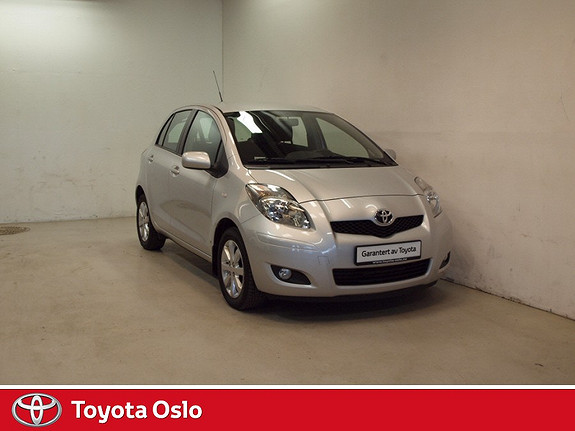 Toyota Yaris 1,33 S-Edition S&S  2011, 35863 km, kr 149900,-
