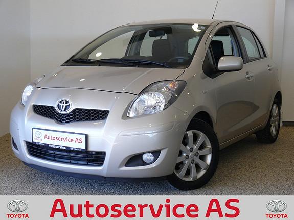 Toyota Yaris 1,4 D-4D S-Edition NB: LAV KM  2010, 39000 km, kr 139000,-