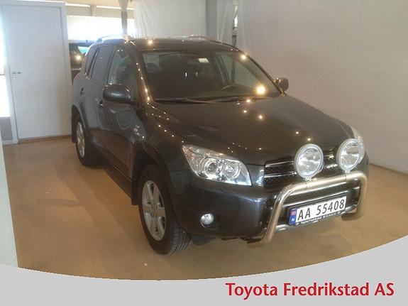 Toyota RAV4 2,2 D-4D 136hk DPF Cross Sport SELGES FOR KUNDE  2008, 166200 km, kr 159000,-