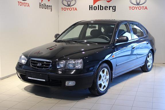 Hyundai Elantra 1,6 GLS  2001, 156100 km, kr 19000,-