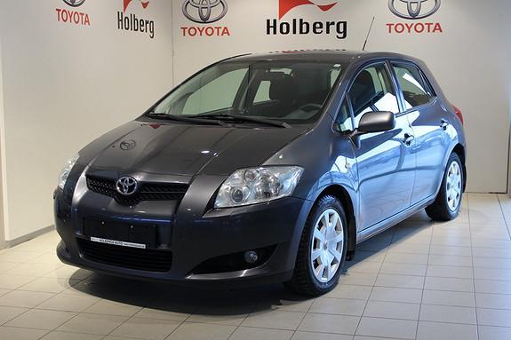 Toyota Auris 2,0 D-4D Sol (DPF) - én tidligere eier  2007, 148700 km, kr 115000,-