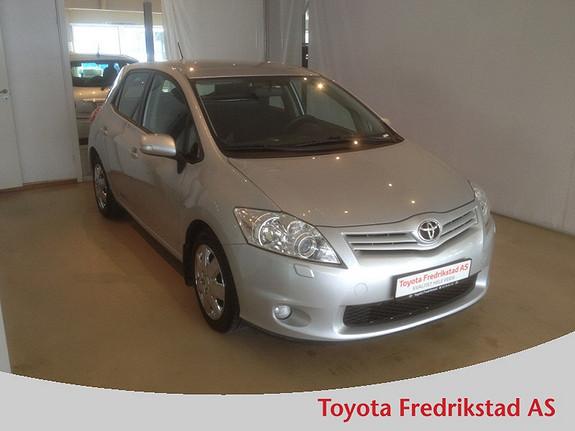 Toyota Auris 1,33 Dual VVT-i Stop&Start Advance PEN BIL, KLIMA, R/CD  2010, 95500 km, kr 149000,-