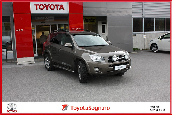 Toyota RAV4 2.2 X D-cat Aut  2009, 67900 km, kr 289000,-