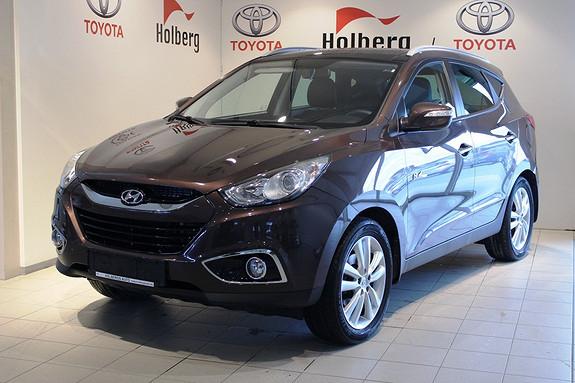 Hyundai ix35 1,7 CRDi Premium 2WD - skinn, navi, keyless, soltak  2011, 58800 km, kr 209000,-