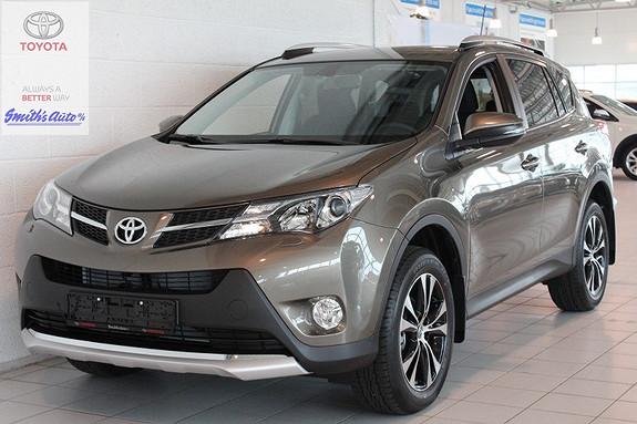 Toyota RAV4 71*Nord - AWD 2,0 diesel  2015, 5000 km, kr 379000,-