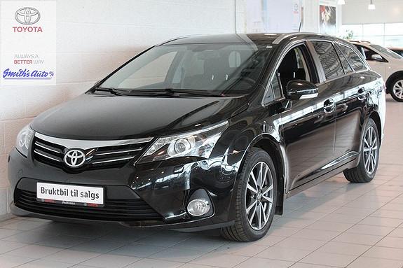 Toyota Avensis 2.0 ADVANCE IN BUSINESS M/HENGERFESTE  2012, 55000 km, kr 245000,-
