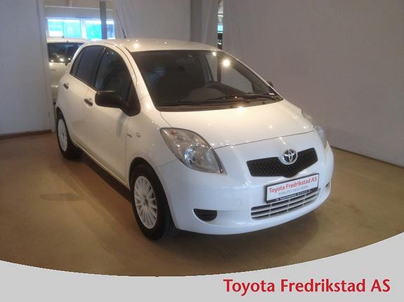 Toyota Yaris 1,4 D-4D LITEN OG TØFF, A/C,  2008, 139300 km, kr 79000,-