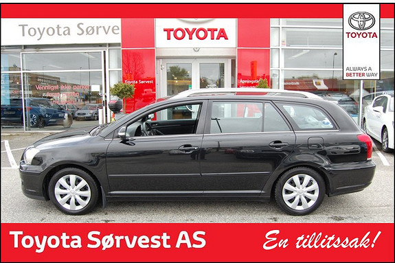 Toyota Avensis 1,8 Sol aut VSC  2006, 157800 km, kr 109000,-