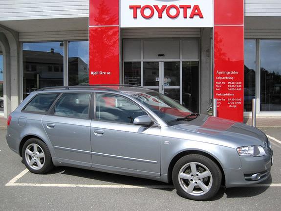 Audi A4 1,9 TDI Avant, Navi  2005, 199895 km, kr 99000,-