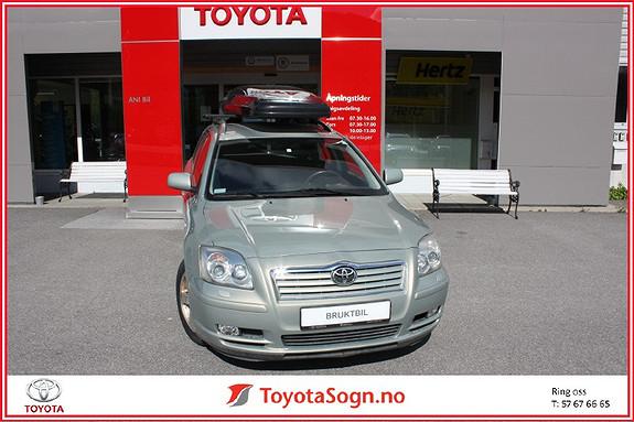Toyota Avensis D-4D Stv  2005, 148900 km, kr 104000,-