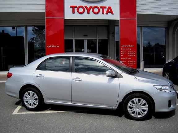 Toyota Corolla 1,4 D-4D Advance Sedan  2012, 55723 km, kr 159000,-