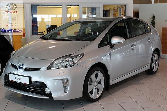 Toyota Prius 1.8 Executive  2015, 5000 km, kr 315000,-