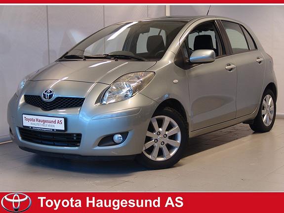 Toyota Yaris 1,4 D-4D Servicehistorikk, norsk bil, garanti, velholdt bil  2011, 71357 km, kr 129000,-