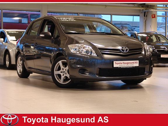 Toyota Auris 1,4 D-4D (DPF) Comfort A/C, setevarme - norsksolgt bil - GARANTI  2011, 49000 km, kr 150000,-