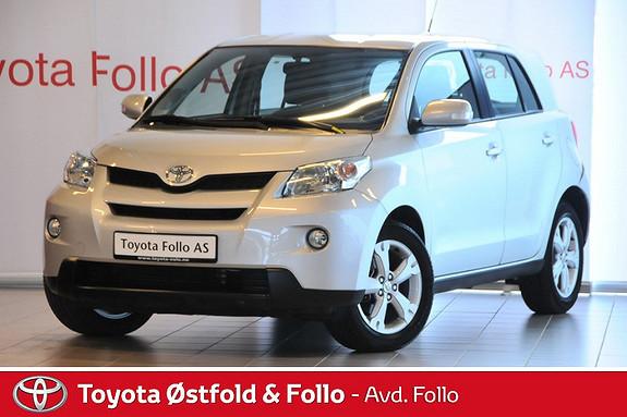 Toyota Urban Cruiser 1,4 D-4D Dynamic AWD  2011, 56500 km, kr 175000,-