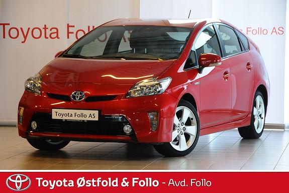 Toyota Prius 1,8 VVT-i Hybrid Executive  2012, 21000 km, kr 219000,-
