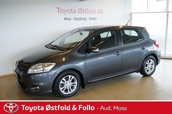 Toyota Auris 1,4 D-4D Silver-Edition  2012, 35700 km, kr 179000,-