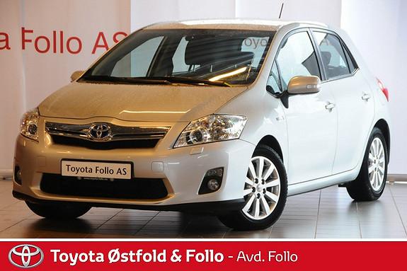 Toyota Auris 1,8 Hybrid Premium HSD  2012, 29500 km, kr 215000,-