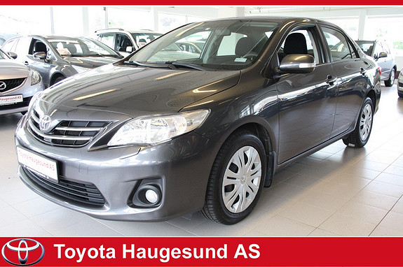 Toyota Corolla 1,4 D-4D Advance  2012, 41500 km, kr 179000,-