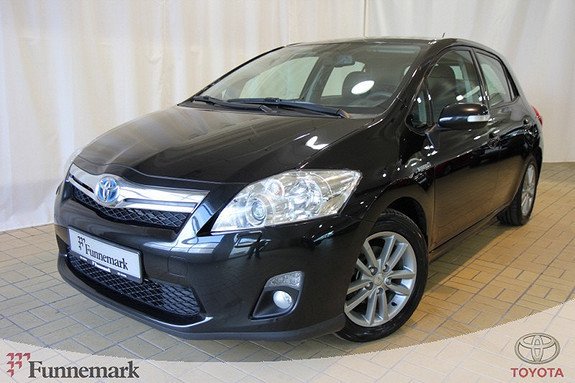 Toyota Auris 1,8 Hybrid Executive HSD  2012, 135335 km, kr 149000,-