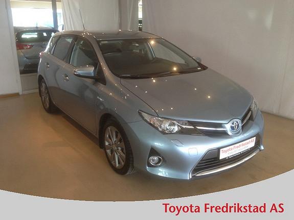 Toyota Auris 1,8 Hybrid E-CVT Active Go navi MEGET PEN HYBRID/AUT.GEAR, KUN KJØRT 18300 KM  2013, 18400 km, kr 239000,-