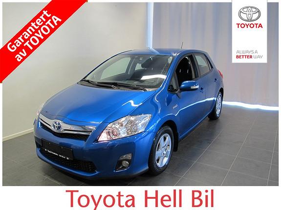 Toyota Auris 1,8 Hybrid Advance HSD  2012, 27323 km, kr 209900,-