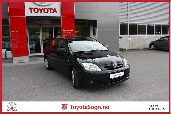Toyota Corolla Sol 5D kombi Bensin  2004, 119300 km, kr 79000,-