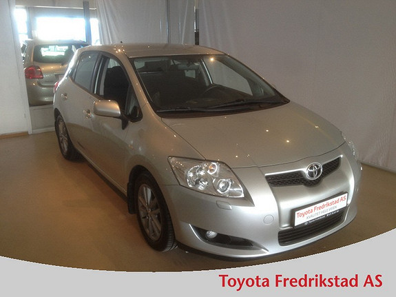 Toyota Auris 1,4 D-4D Sol Blue PEN BIL, RIKTIG PRIS  2008, 101500 km, kr 109000,-