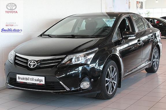 Toyota Avensis 1.6 ADVANCE M/KROMPAKKE OG HENGERFESTE  2012, 57000 km, kr 225000,-