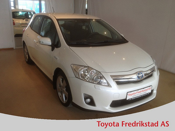 Toyota Auris 1,8 Hybrid E-CVT Executive PEN BIL, HYBRID/AUT.GEAR  2012, 44200 km, kr 199000,-