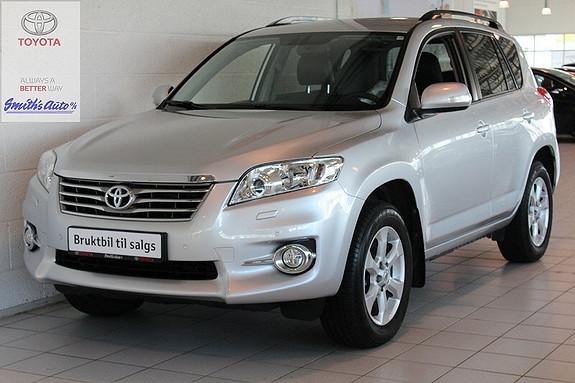 Toyota RAV4 2.2 EXECUTIVE  2011, 30000 km, kr 309000,-