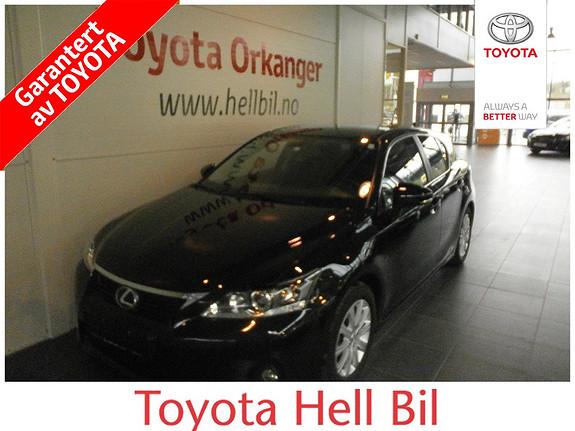 Lexus CT200h Comfort  2011, 46000 km, kr 239900,-