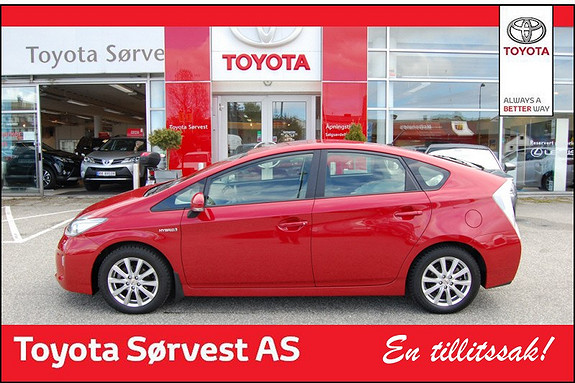 Toyota Prius 1,8 VVT-i Hybrid Advance  2012, 31600 km, kr 219000,-