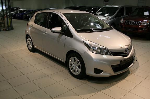 Toyota Yaris 1,33 Active Multidrive S Ny type! Ny i Norge! Nybilgaranti! Servicehefte!  2012, 106572 km, kr 139000,-