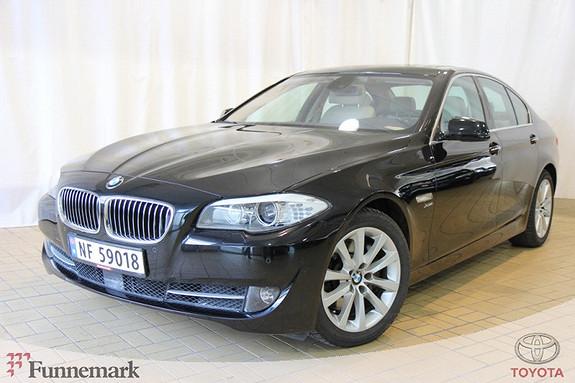 BMW 5-serie 530d xDrive Automat  2012, 48108 km, kr 549000,-