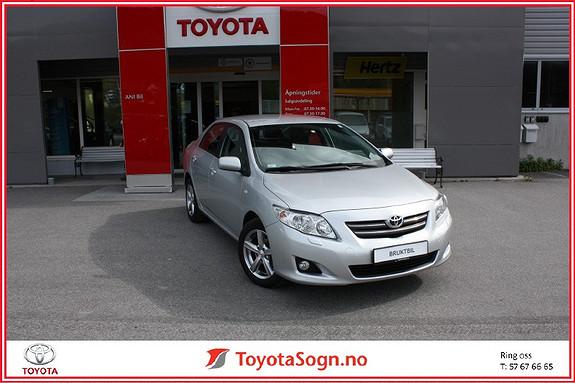 Toyota Corolla D-4d  2010, 74500 km, kr 139500,-