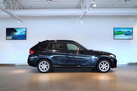 BMW X1 18d 143hk xDrive M-Sport/ Navi Prof  2012,